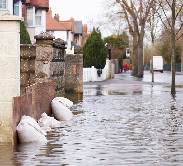 Poole Flood Damage Specialists